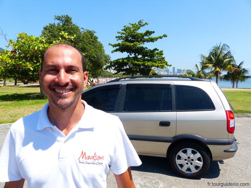 Madson - Guide à Rio