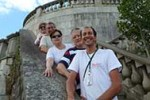 Guide-Madson,-Henry-et-son-group-a-Rio-de-janeiro-au-Bresil