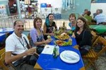 Madson et les Suisses Stephanie, Virginie, Nadine et Vanessa