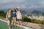 Guide-Madson,-et-le-couple-Lopin-a-Rio-de-Janeiro