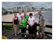 Visite panoramique des plages de Rio de Janeiro, Brésil