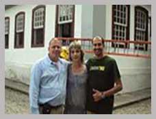 Visite guidée aux alentours de Rio de Janeiro
