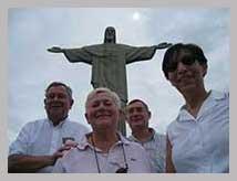 Visite du Corcovado en français avec guide francophone - Rio de Janeiro
