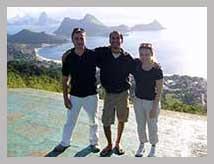 Visite sites touristiques moins connus Rio de Janeiro