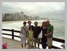 Visite guidée de Rio de Janeiro en français sur trois demi-journées