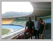 Visite guidée stade Maracana Rio de Janeiro