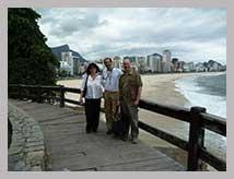 Tour panoramique de Rio de Janeiro en français
