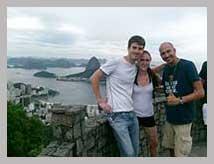 Visite Pain de Sucre en compagnie de Madson Guide Francophone à Rio de Janeiro