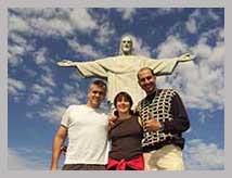 Visite guidée en français du sommet du Corcovado Rio de Janeiro