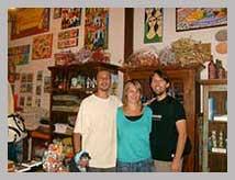 Visite guidée magasins artisanat Rio de Janeiro