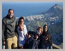 Guide accompagnateur touristique parlant français Rio de Janeiro