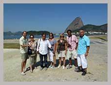 Visite Pain de Sucre accompagné de Madson Guide Francophone à Rio de Janeiro