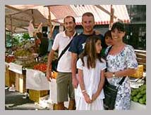 Visite guidée en français marché Rio de Janeiro
