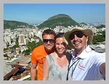 Guide accompagnateur français Madson Rio de Janeiro