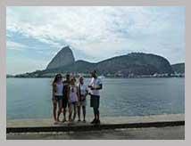 Visite guidée en français de la baie de Rio de Janeiro