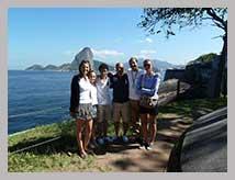 français michael famille madson guide touristique francophone rio de janeiro