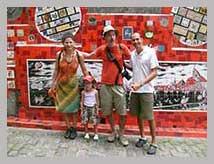 Visite du centre historique de Rio de Janeiro en français