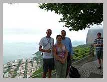 Visite en français des points de vue de Rio de Janeiro