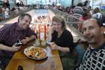 Madson-et-couple-francais à Rio