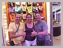 Visite guidée du centre historique de Rio avec arrêt au magasin de tongs Havaianas