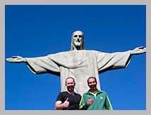 Visite guidée en français du Corcovado à Rio de Janeiro