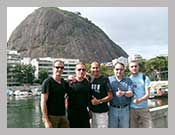 Guide-interprète parlant français à Rio de Janeiro